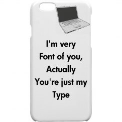 Writing phone case