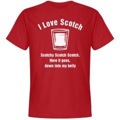 I Love Scotch