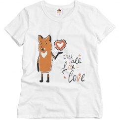 Foxy Love Tee