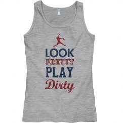 Play Dirty Softball Tank