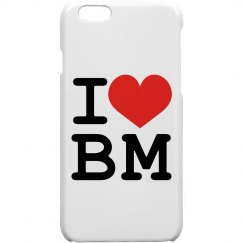 I Love (iPhone 6 cover)