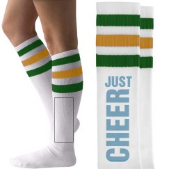 Just Cheer Socks