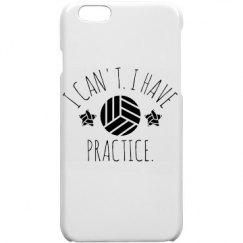 Practice controls my life