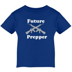 Prepper baby t