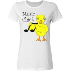Music Chick Text