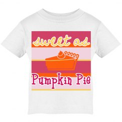 Sweet as pumpkin pie tee