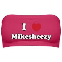 Mikesheezy hrt blk tube