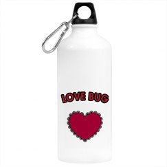 Love Bug Water Bottle