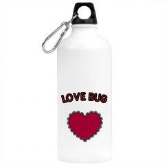 Love Bug Water Bottle