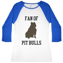 Pit Bulls Fan Shirt