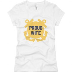 Proud C.G. Wife