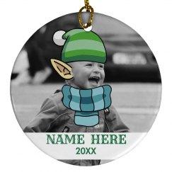 Custom Xmas Accessories Elf