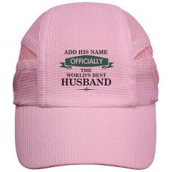 World's best husband cap