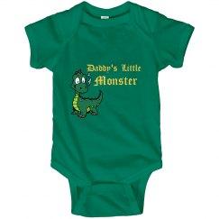 BEST SELLER: Daddy's Little Monster