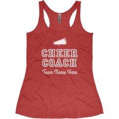Custom Cheer Coach