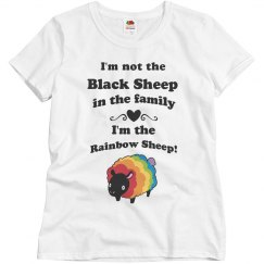 Gay Pride Sheep