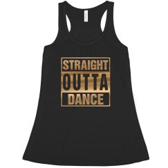 Golden Straight Outta Dance