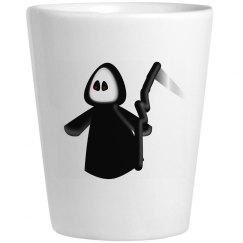 Funny Halloween Reaper