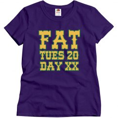 Fat Tuesday Mardi Gras