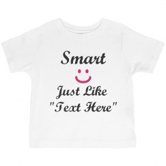 """Smart like """"your text"""""""