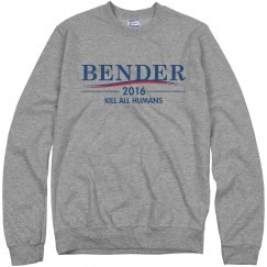 Time To Elect Bender 2016