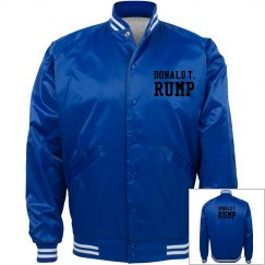 T Rump, Baseball Jacket