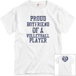 Volleyball Boyfriend