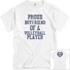 Volleyball Boyfriend
