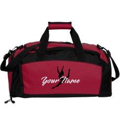 Custom Dance Bag Pink