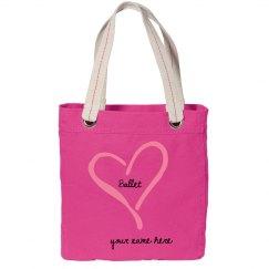 Ballet Sling Bag