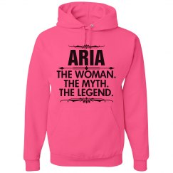 Aria the woman the myth the legend