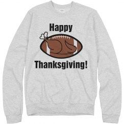 Happy Thanksgiving Ball