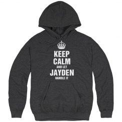 Let Jayden handle it