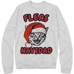 Fleas Navidad Ugly Sweats