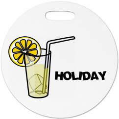 Holiday Cocktail Luggage