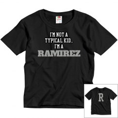 I'm a Ramirez!