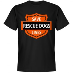 Save Lives T-Shirt