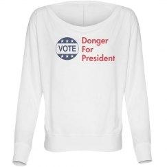 Donger For President