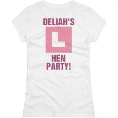 Deliah's Hen Party