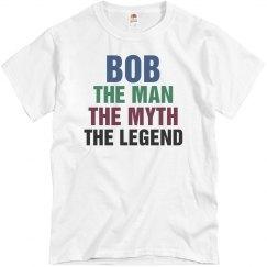 Bob the man