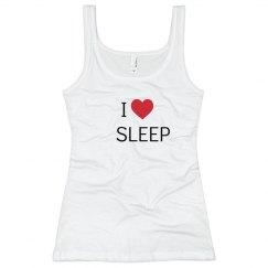 I Heart Sleep - Tank