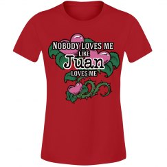 Love me like Juan