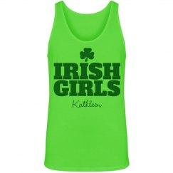 Irish Girls St. Patty's