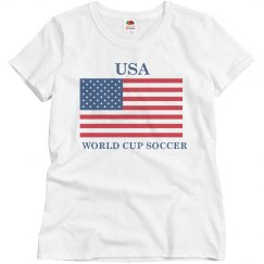 USA World Cup Fan