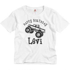 Happy Birthday Levi!