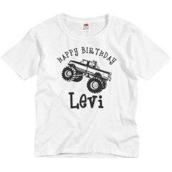 Happy Birthday Levi!