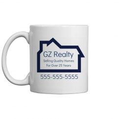 Realty Company Mug