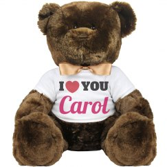 I love you Carol!