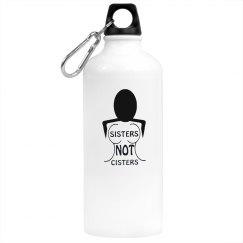 Sisters Aluminum Bottle