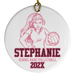 Volleyball Stephanie